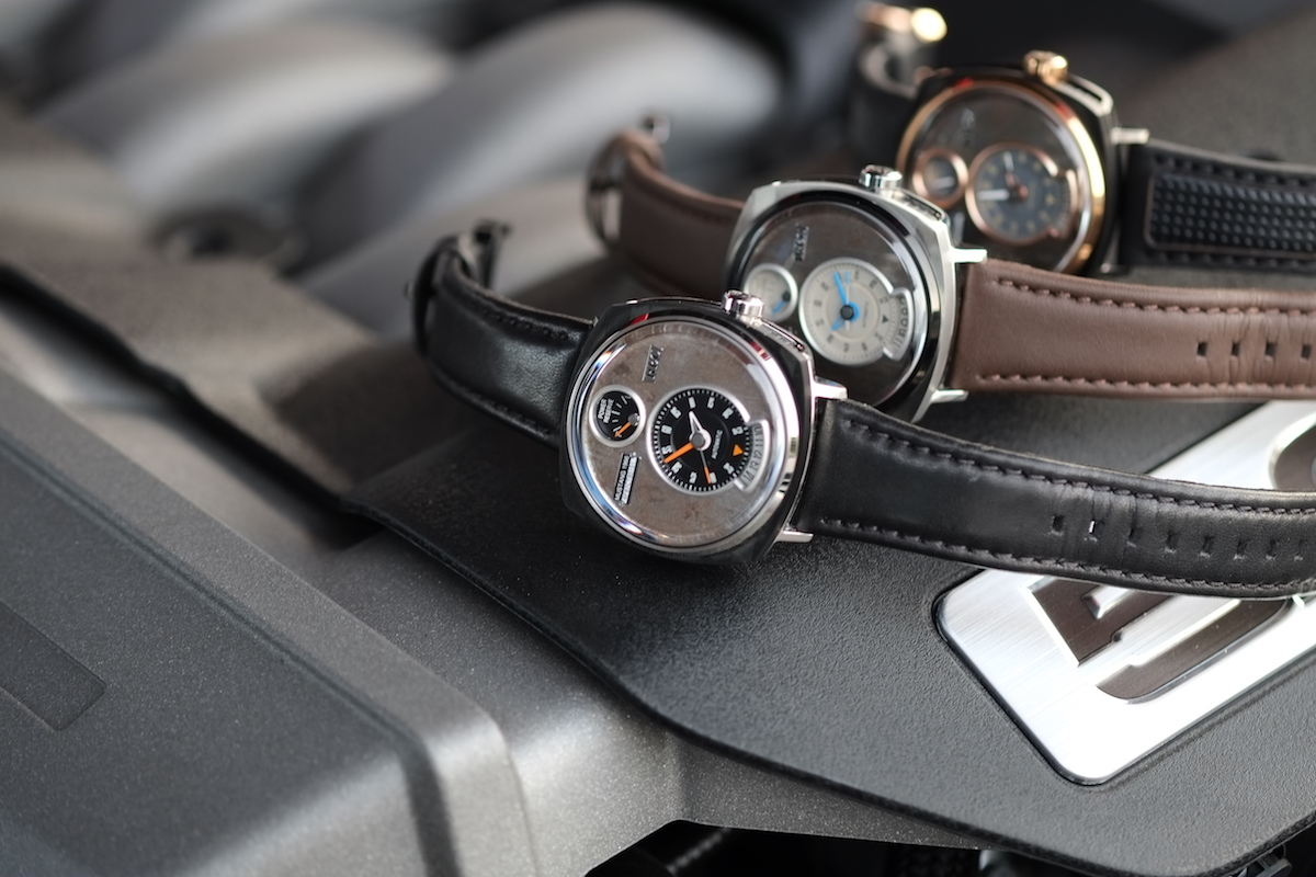 REC Watches P51 - 8