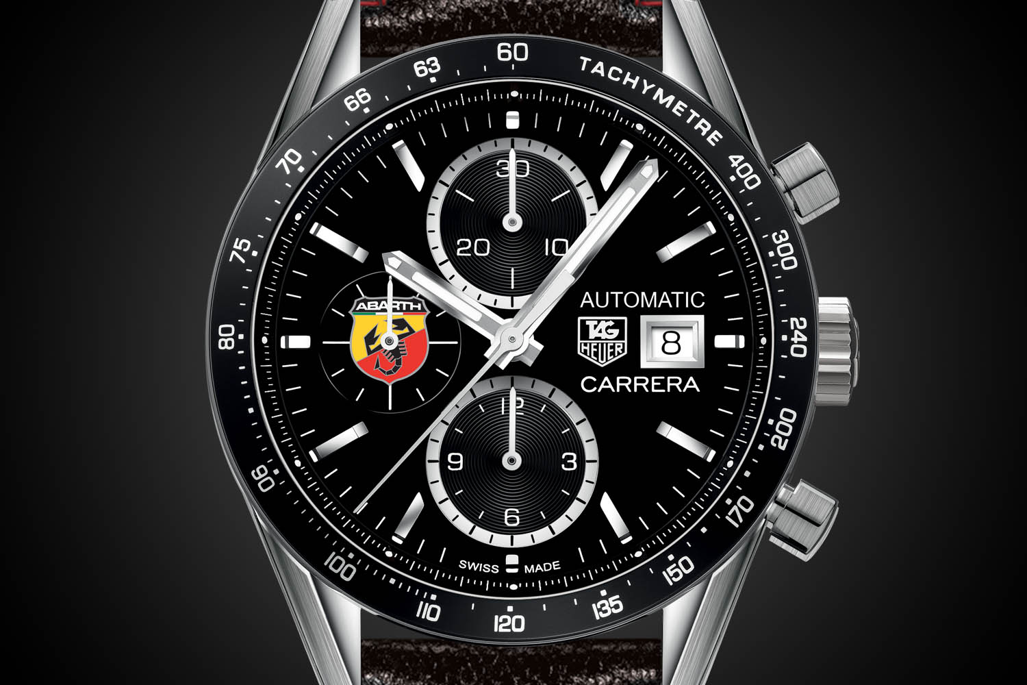 Tag: TAG Heuer And Abarth Partner With The Abarth 595