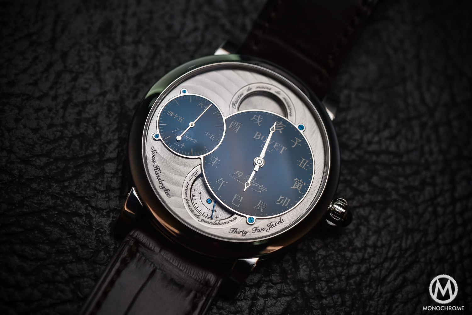 review virtuoso with watches iii tourbillon specs and of bovet fleurier price calendar perpetual