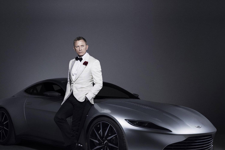 James Bond Car Driving