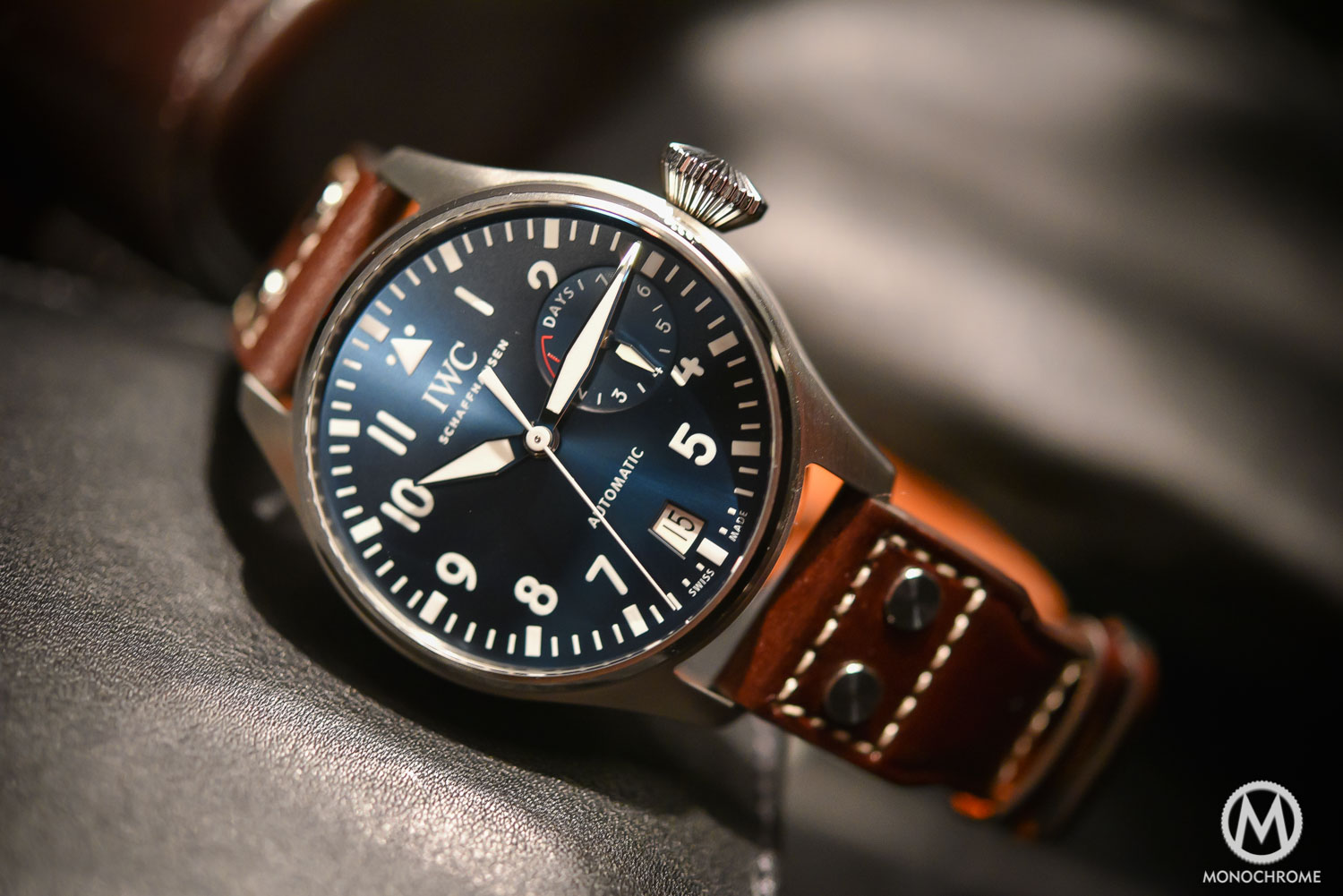 IWC Big Pilot's Watch Edition Le Petit Prince ref. IW500916 - SIHH 2016