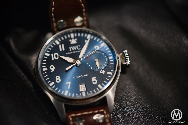 8 German Pilot Watches