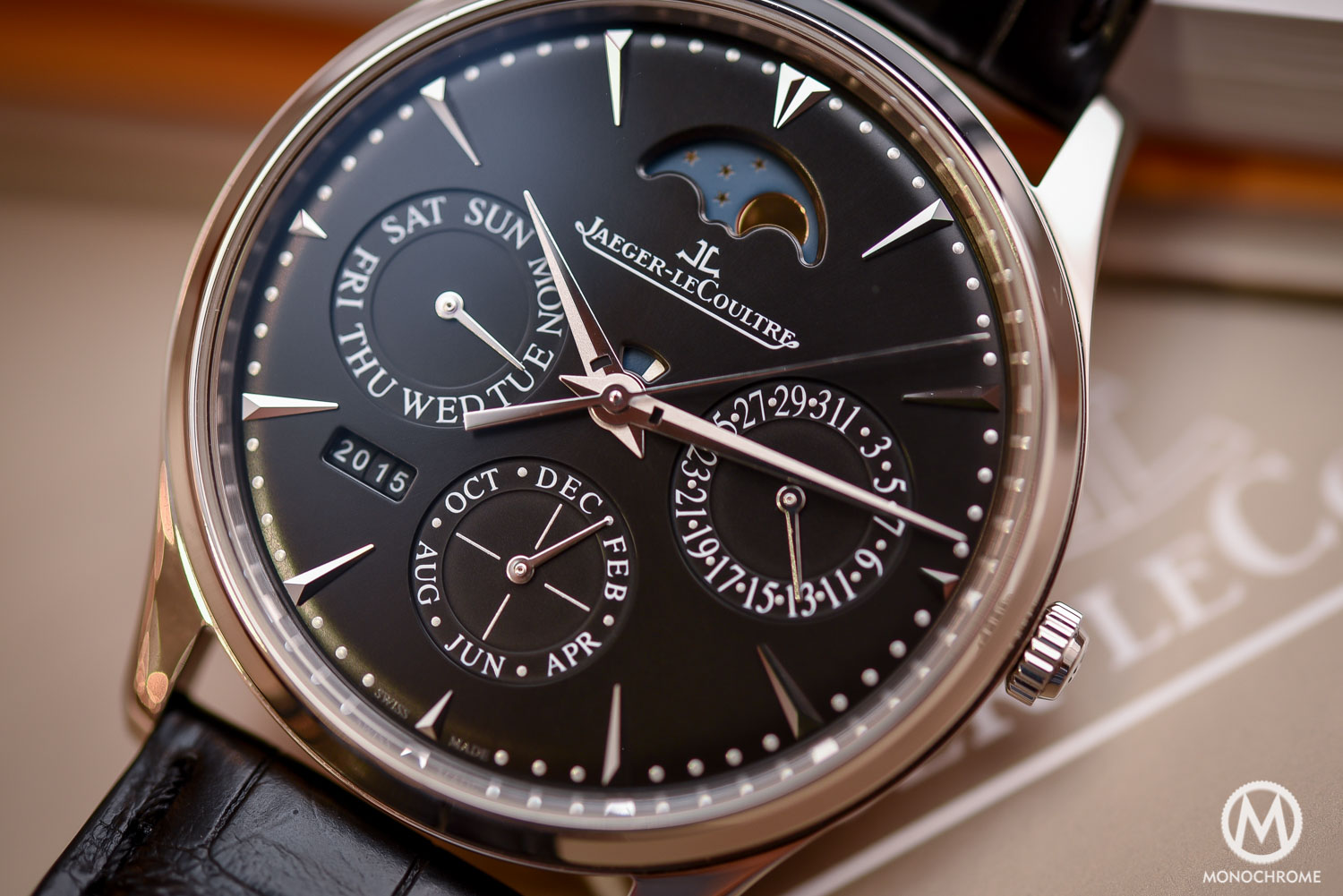 meisterstuck for watch calendar heritage montblanc watches perpetual