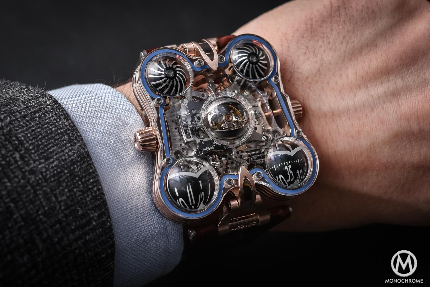 Top 10 relojes más caros del mundo MBF-MH6-SV-Red-Gold-Sapphire-SIHH-2016-2