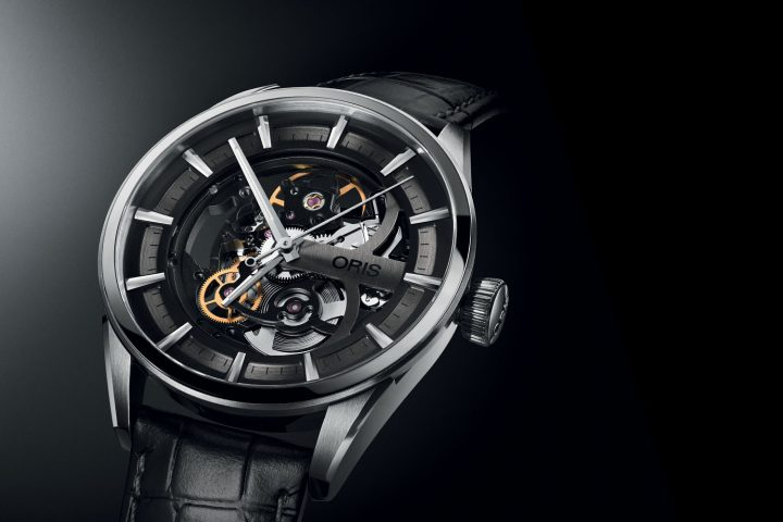 Oris Artix Skeleton Automatic