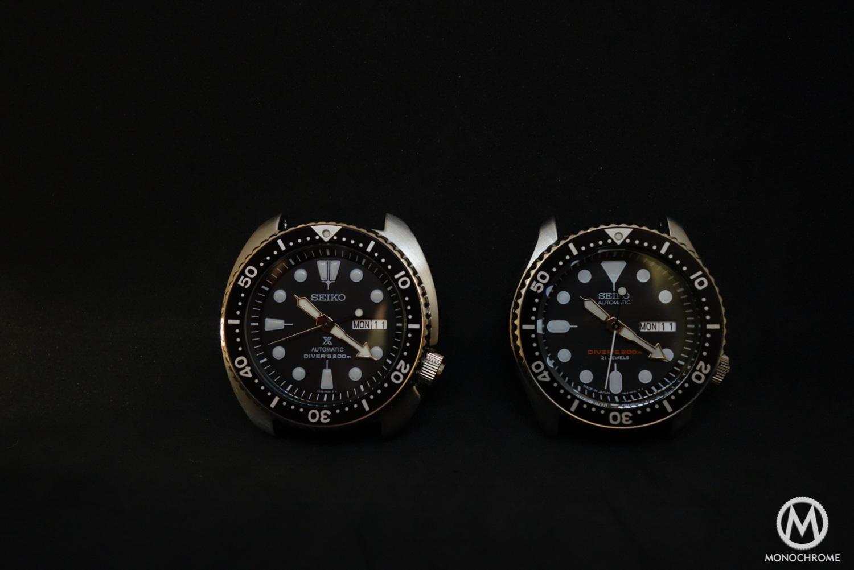 Seiko SRP777 vs Seiko SKX007