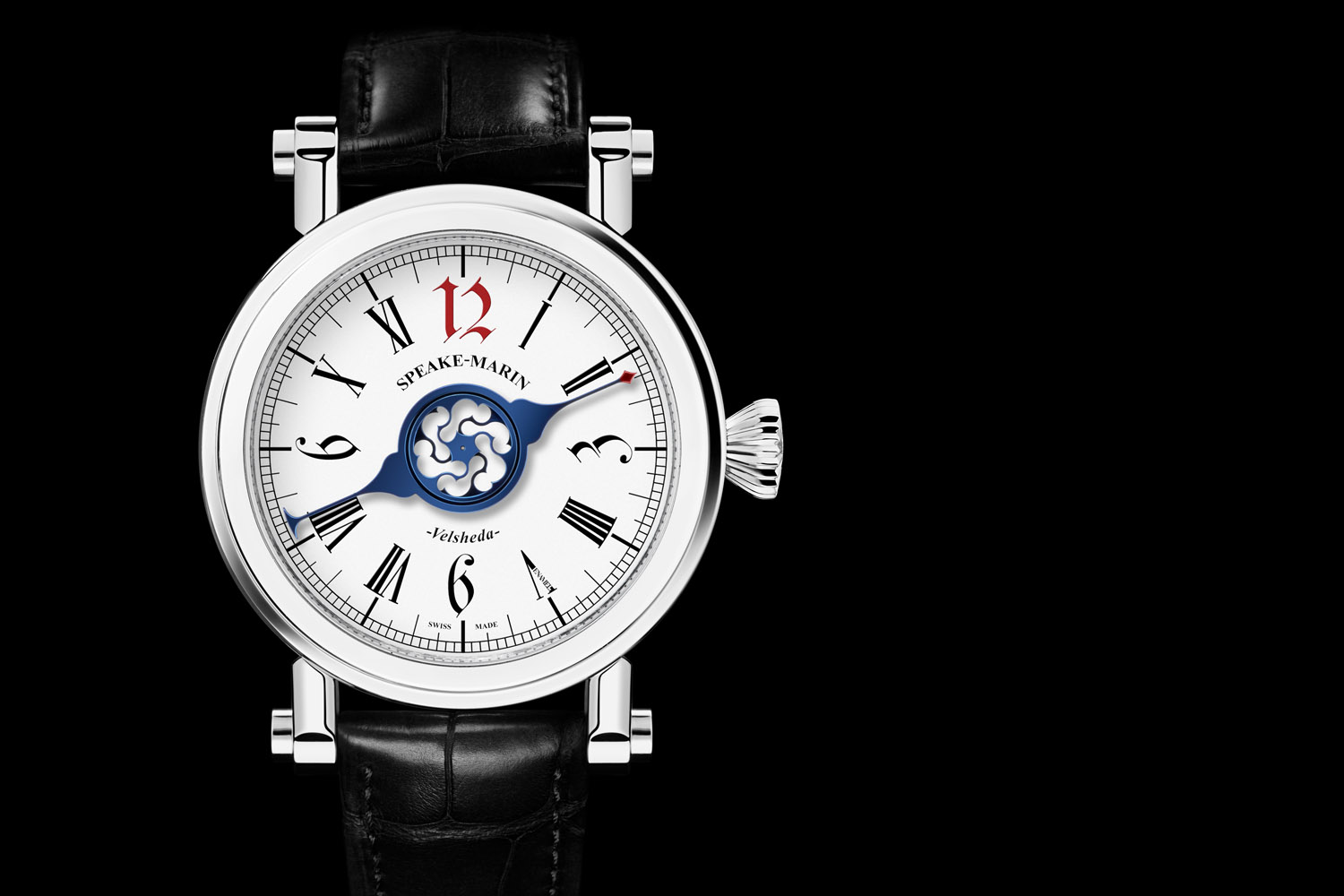 Speake-Marin Velsheda Gothic - single hand