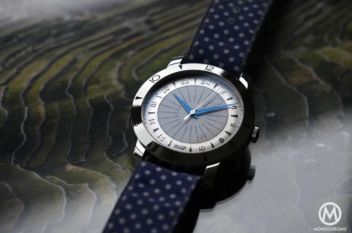 3c965a052e0 Tissot Heritage Navigator - collectors series - 10 - Monochrome Watches