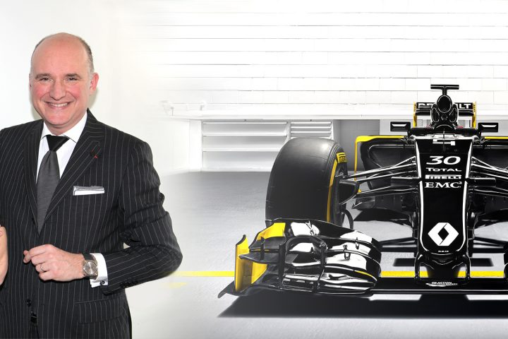 Bell & Ross X Renault Sport Formula 1 Team - CEO Carlos Rosillo explains the reasons of this partnership