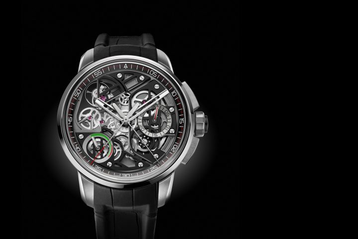 Luxury Watches: The Watch U30 Tourbillon Split-Seconds of The Angelus House