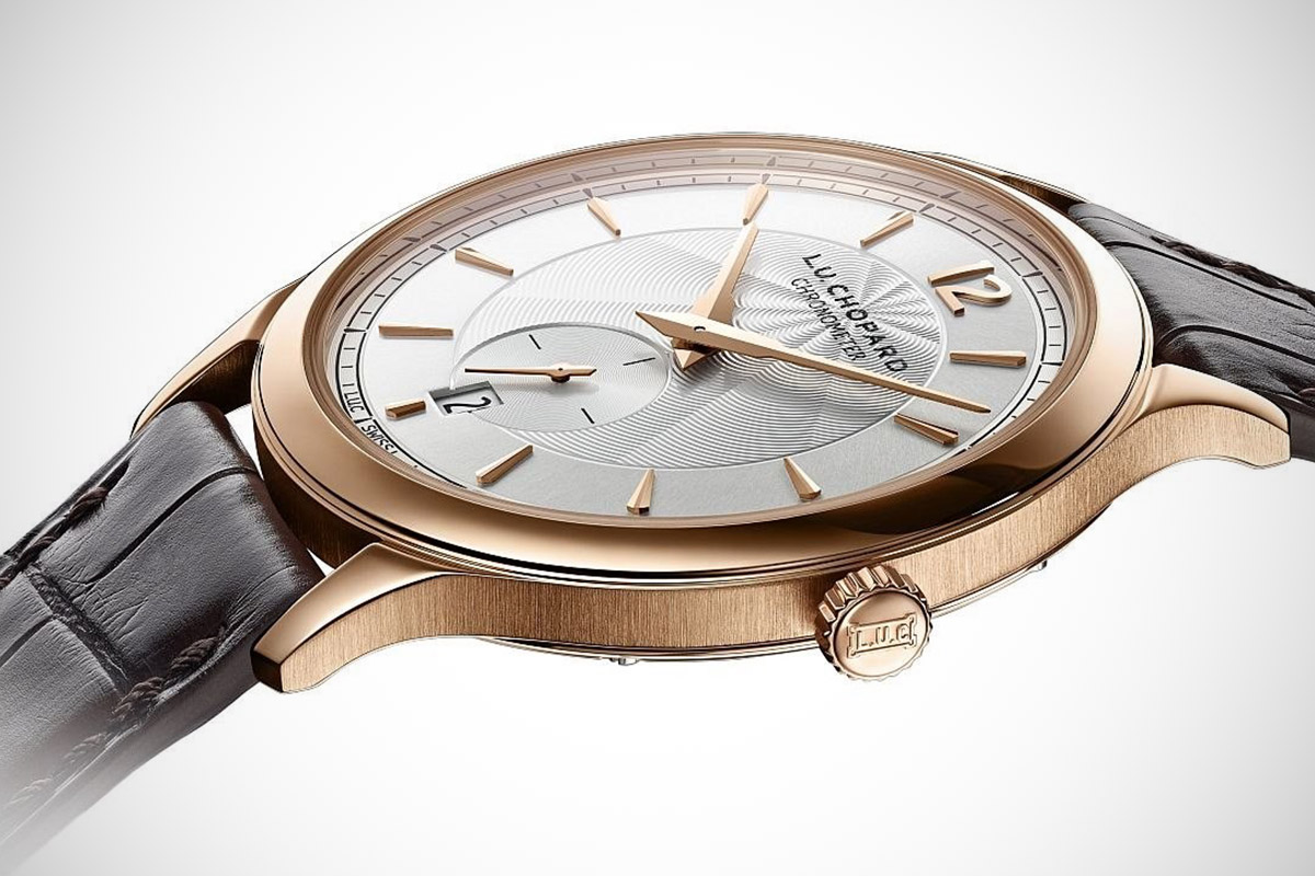 Chopard L.U.C XPS 1860 Limited Edition for the 20th ...
