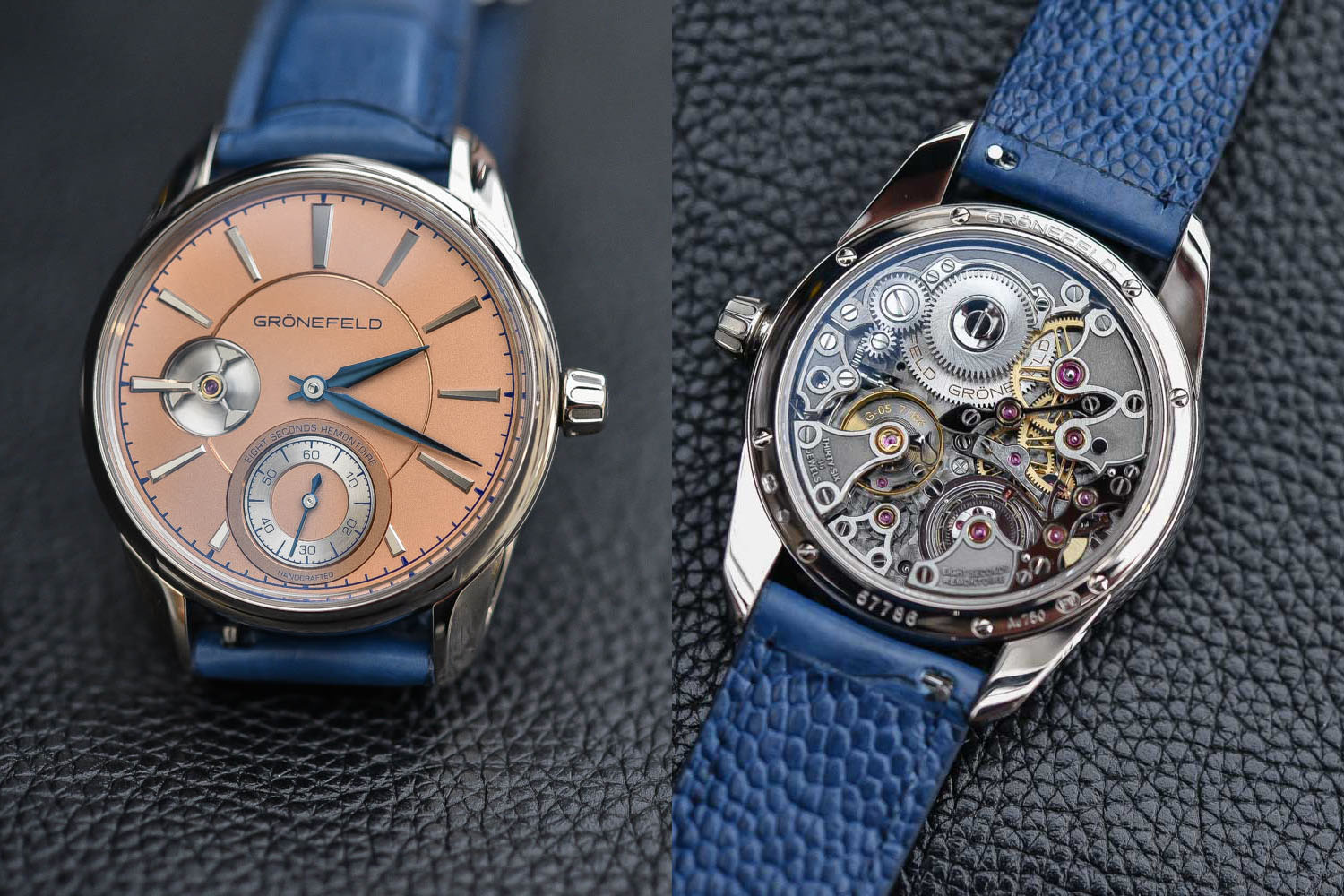 Gronefeld 1941 Remontoire - Top 5 Watches from Baselworld 2016