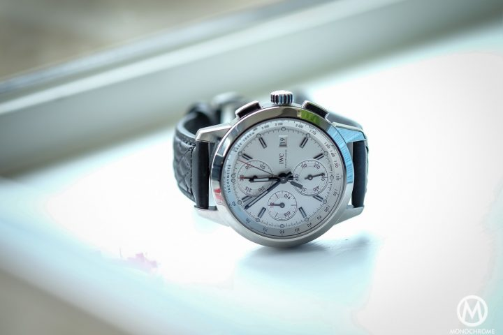 Iwc Ingenieur Chronograph Classic Goodwood #MM74