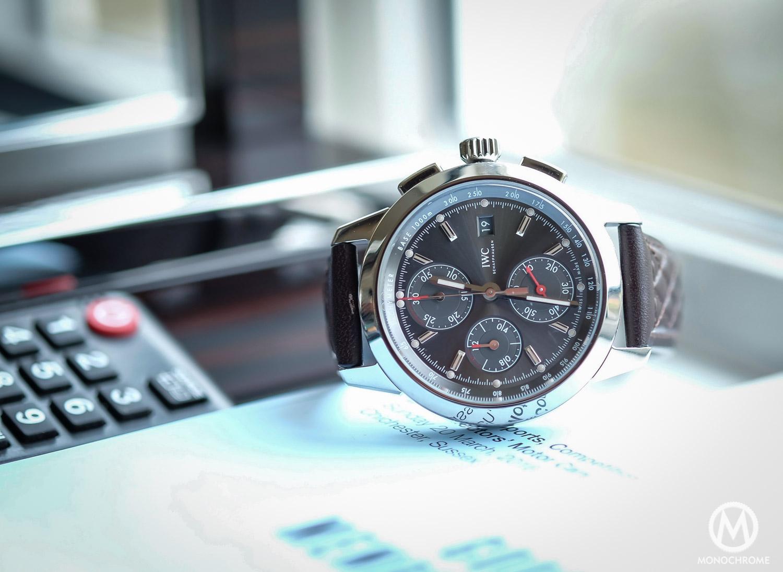 Iwc Ingenieur Chronograph Goodwood 74 - 5