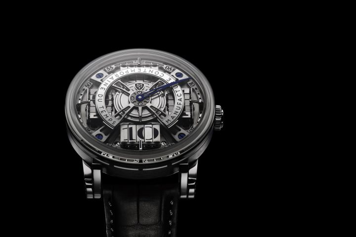 MCT Sequential Two S210 - Pre-Baselworld 2016