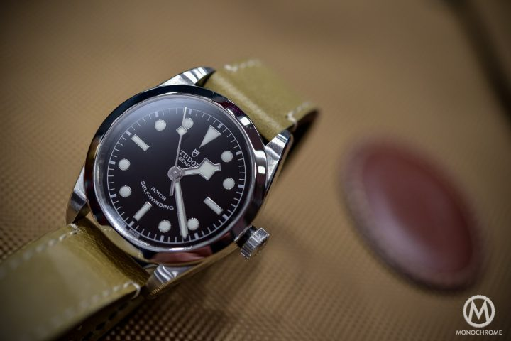 Hands-on – Tudor Heritage Black Bay 36mm Ref. 79500, the Tudor watch for both her and him – Live pics & price