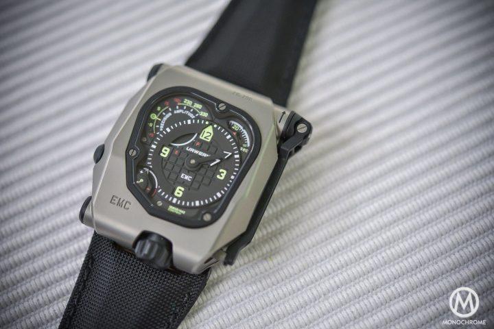 URWERK EMC Time Hunter Review