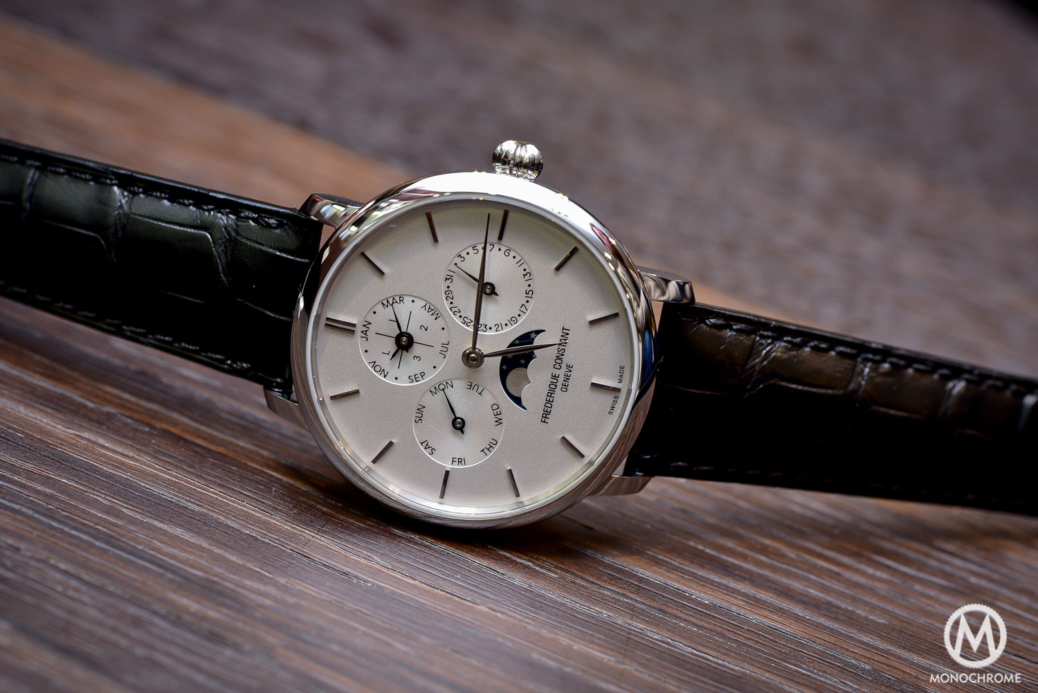 Hands-on review - Frederique Constant Manufacture Perpetual Calendar, a QP priced under €8,000