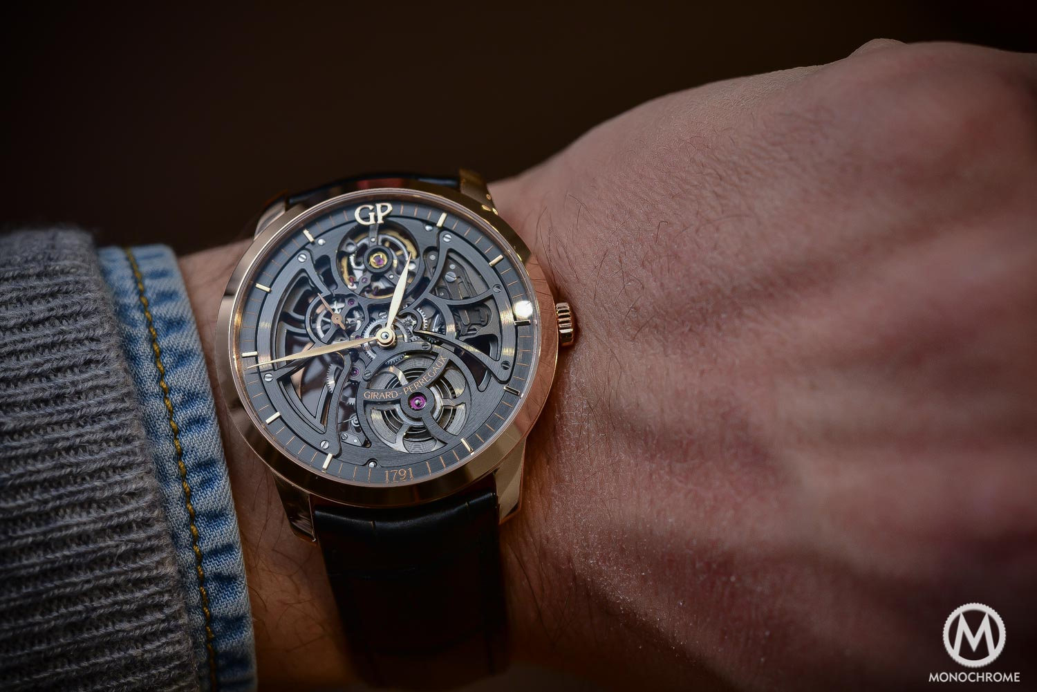 Hands-on – Girard-Perregaux 1966 Skeleton (live pics & price)
