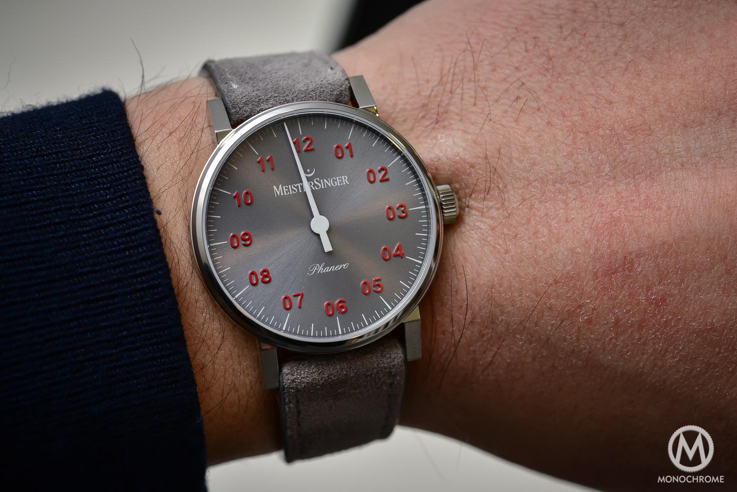 Hands-on – MeisterSinger Phanero – the new small, thin and elegant watch from Baselworld 2016 (Live pics & price)