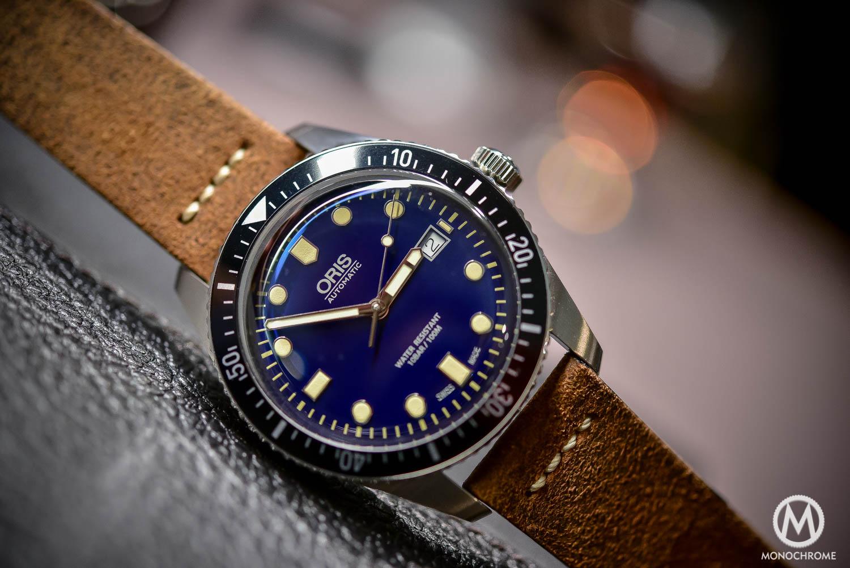Oris's newest Diver's Sixty Five Oris-Divers-Sixty-Five-42mm-Blue-Dial-Baselworld-2016-3