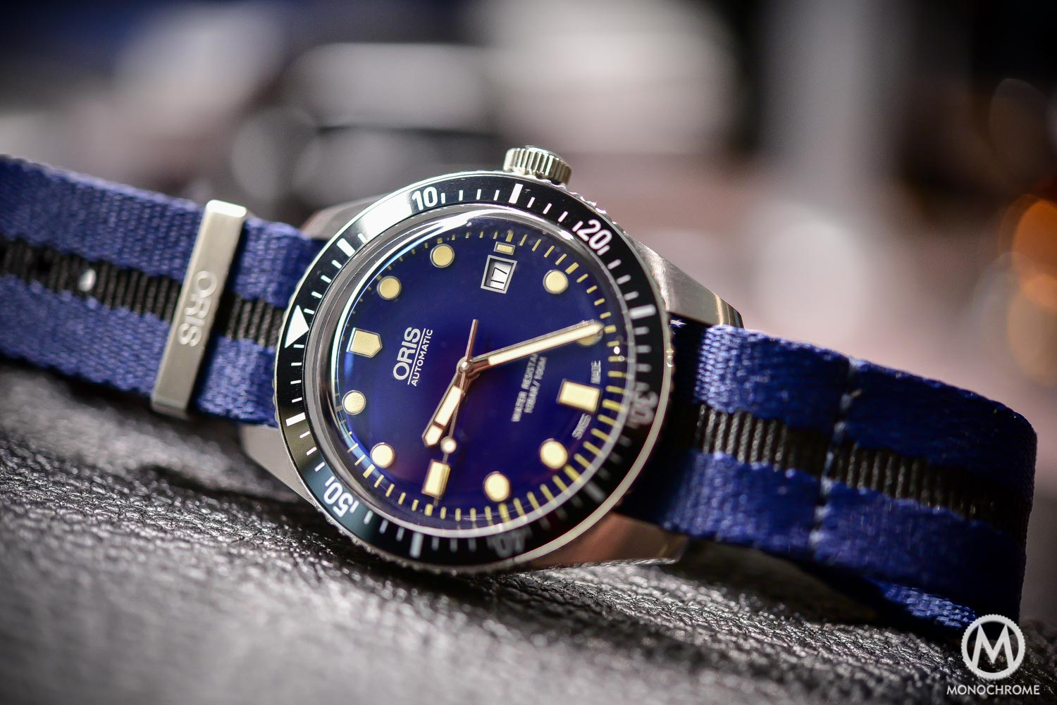 Introducing Oris Divers Sixty Five Now In 42mm With