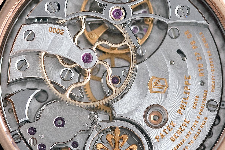 Patek Philippe 5016R minute repeater tourbillon perpetual calendar (4)