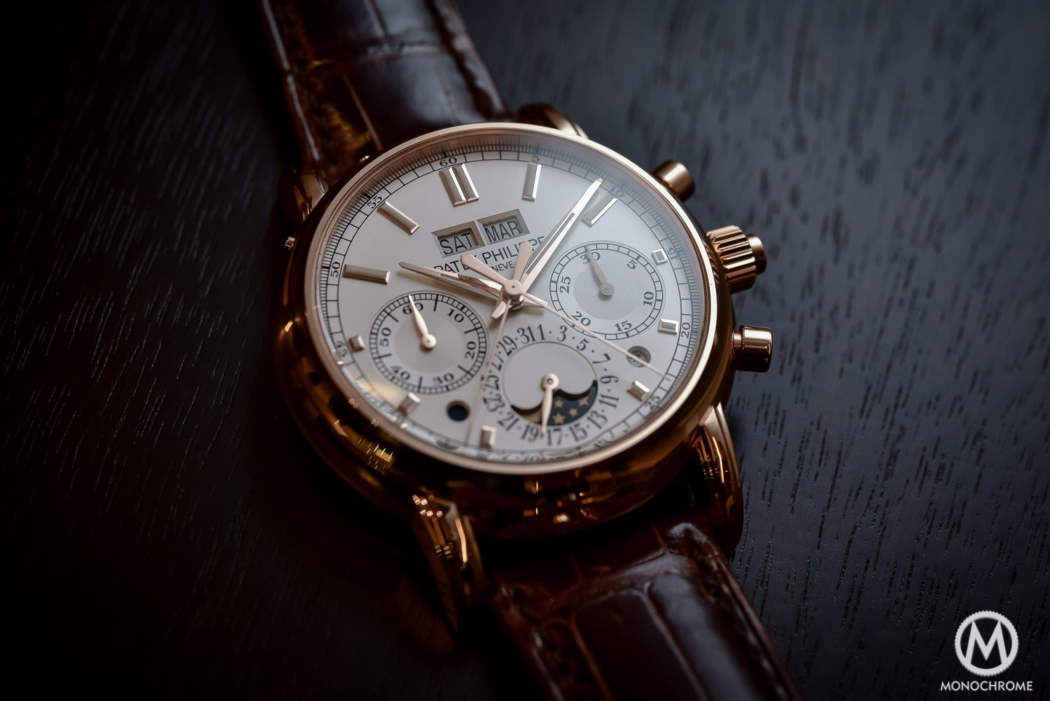 Patek Philippe 5204R Split-Seconds Chronograph Perpetual Calendar - Baselworld 2016 - 7