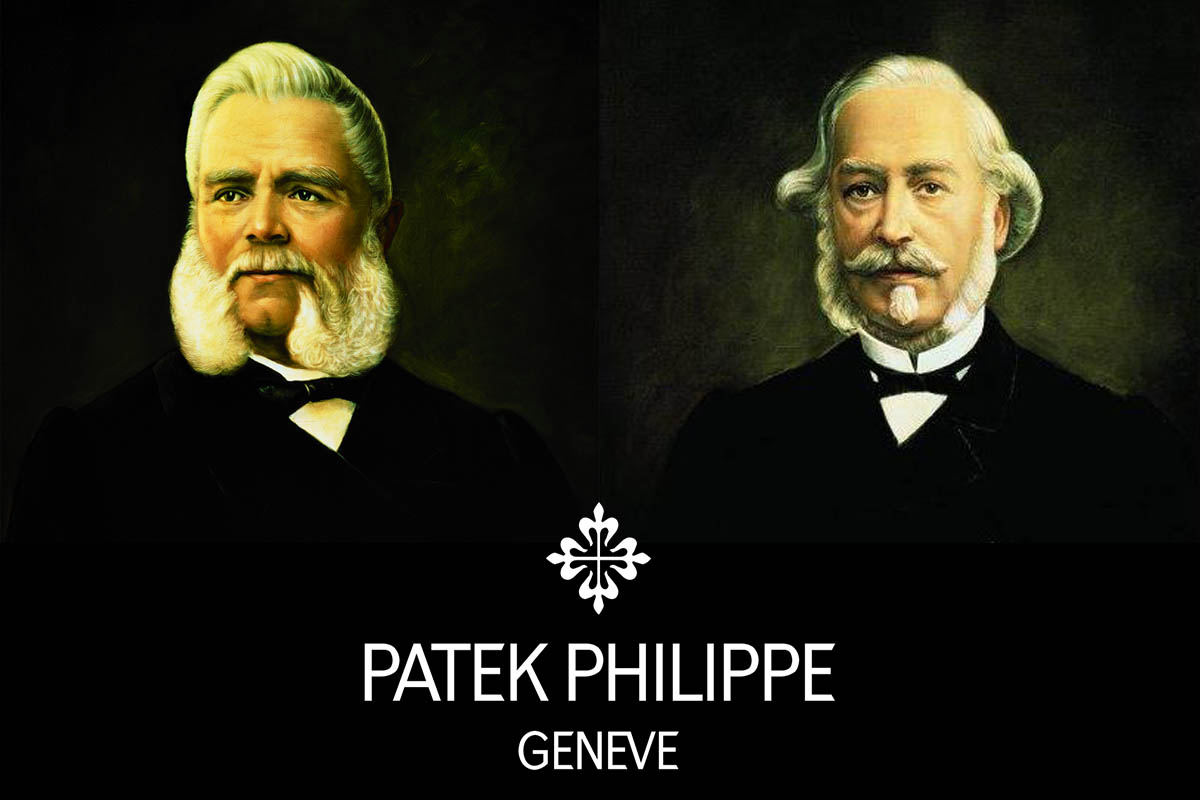 Lựa chọn đồng hồ cơ hay quartz Patek-Philippe-Antoine-Norbert-de-Patek-and-Jean-Adrien-Philippe-watch-brands