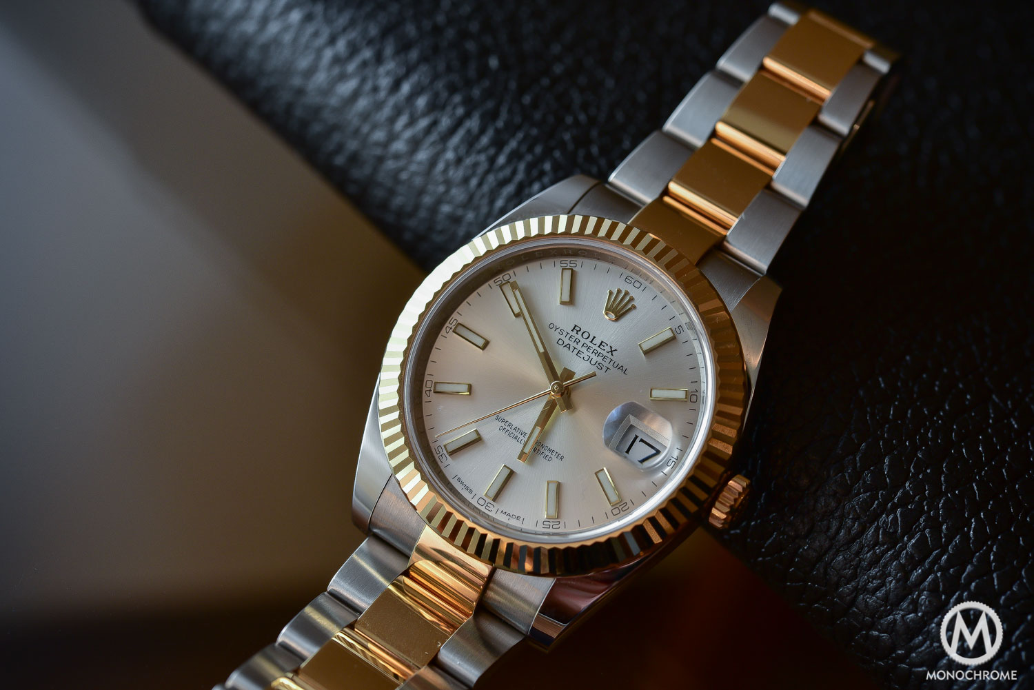 Rolex Datejust 41 126333 - Baselworld 2016 - Review - 3