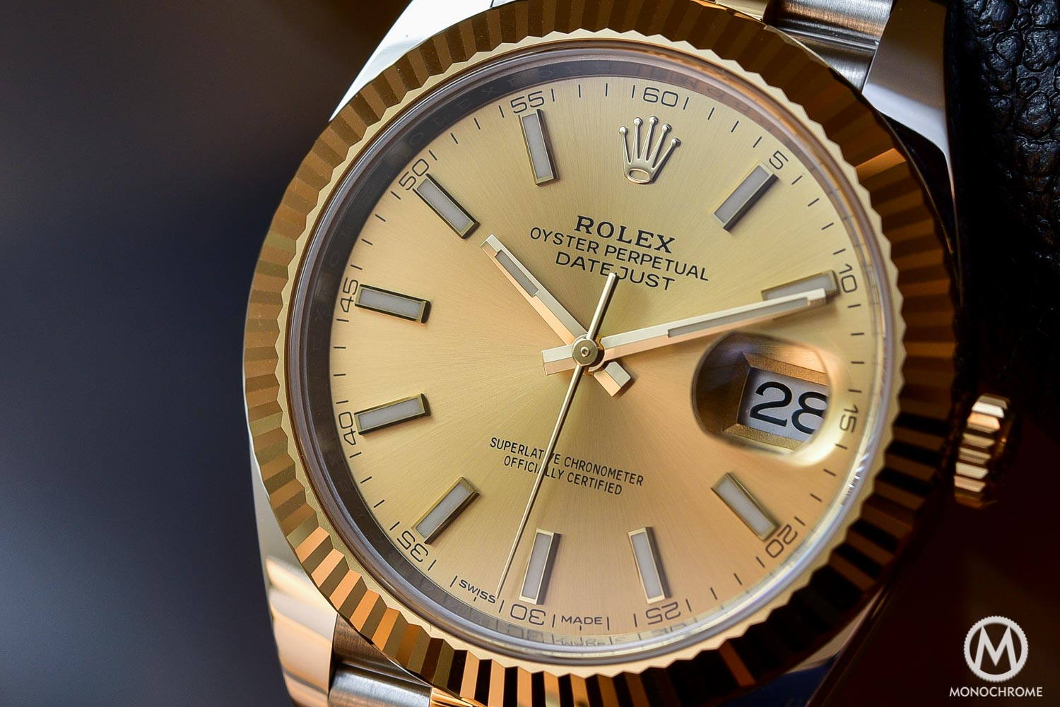 Rolex Datejust 41 126333 - Baselworld 2016 - Review - 5