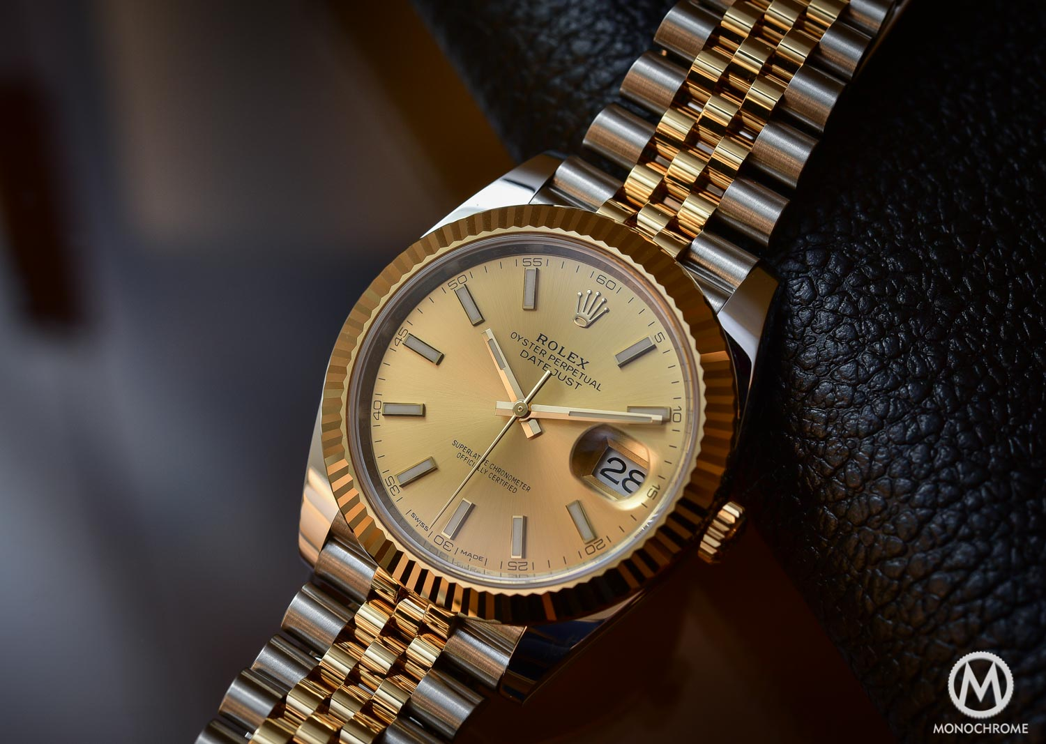 Rolex Datejust 41 126333 - Baselworld 2016 - Review - 6