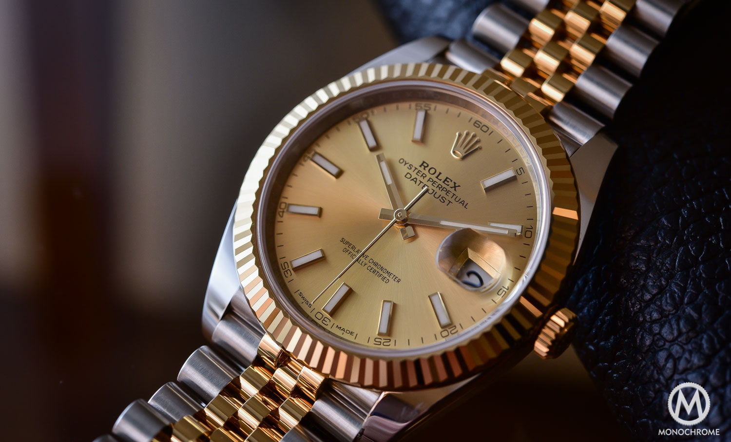 Rolex Datejust 41 126333 - Baselworld 2016 - Review - 7