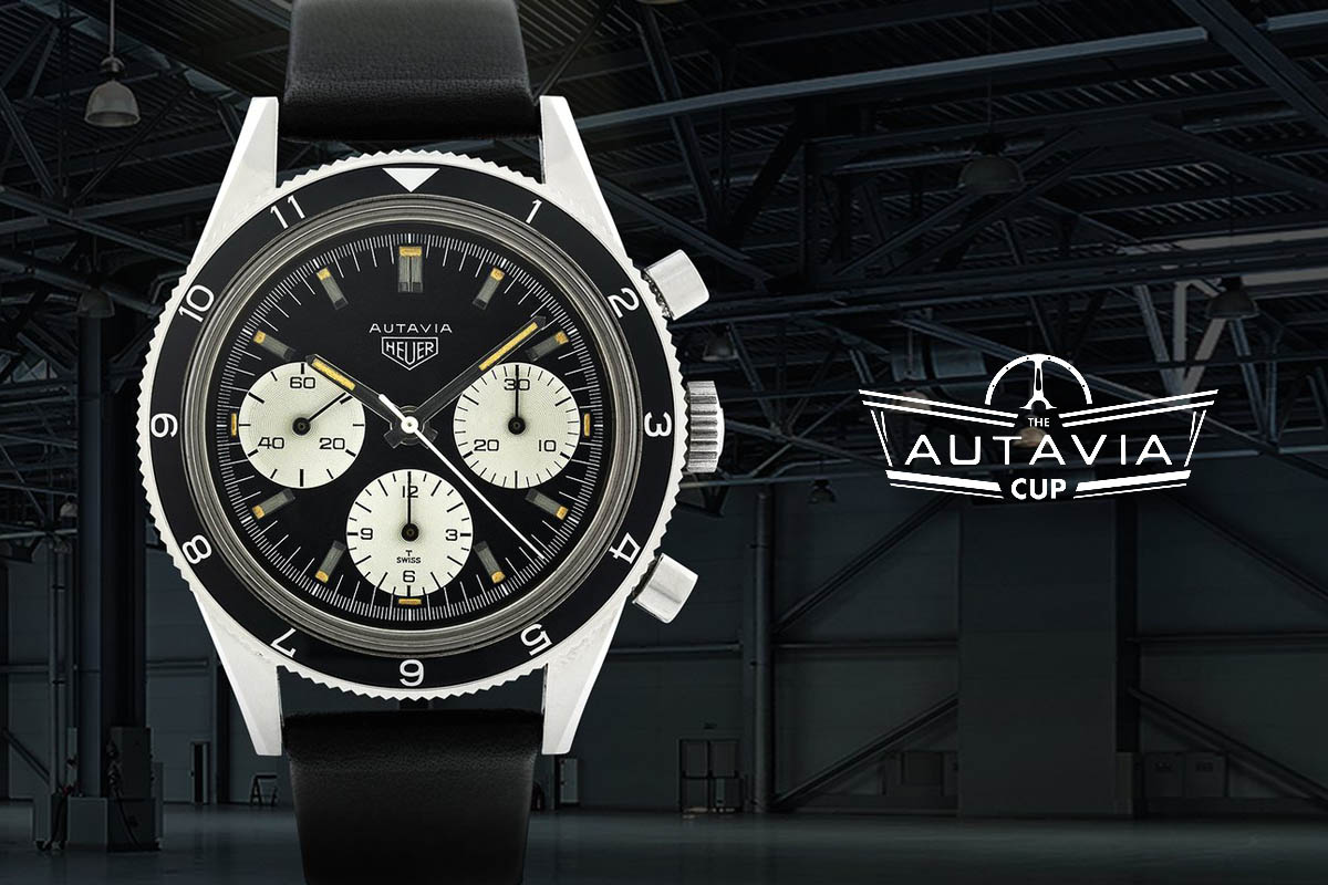 Winner of the Autavia Cup announced – TAG Heuer to reissue the Autavia 2446  Mark 3 Jochen Rindt in 2017