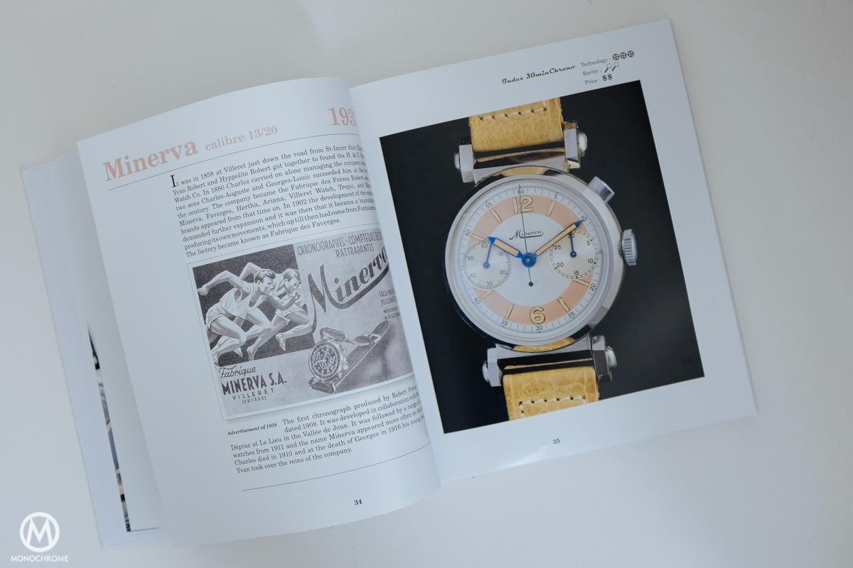 Book Review - Chronographs for Collectors - Pynson and Chaulmontet -002