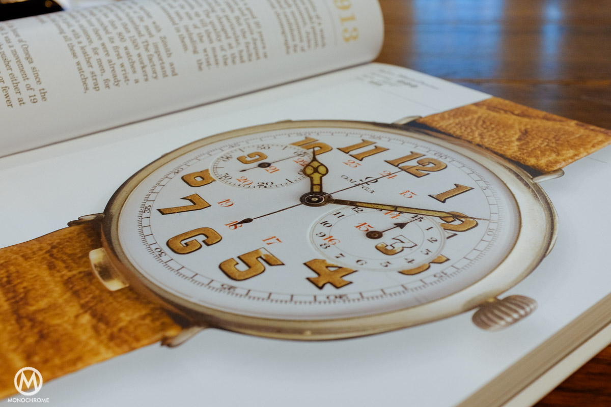 Book Review – Chronographs for collectors by Joel Pynson and Sebastian Chaulmontet