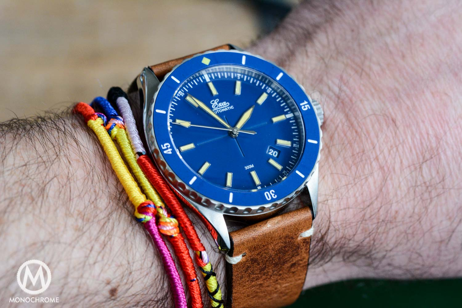 Review – EZA Watches Sealander, an interesting and affordable dive watch from a startup brand (live photos & price)