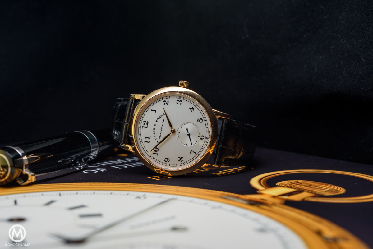 The Collector's Series – Our latest recruit, Peter and his elegant A. Lange & Sohne 1815