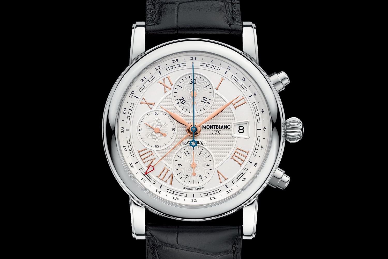 Montblanc Star Roman Chronograph UTC Automatic Carpe Diem Special Edition