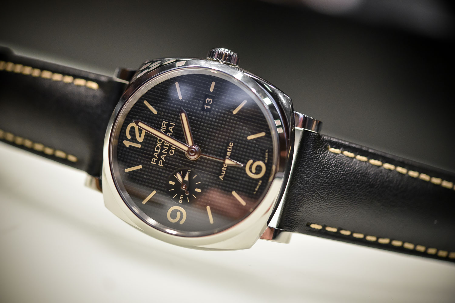 """""""Panerai – Dive into Time"""" Exhibition: The History and Future of Panerai on Display in Florence – May 18th – 21st 2016"""