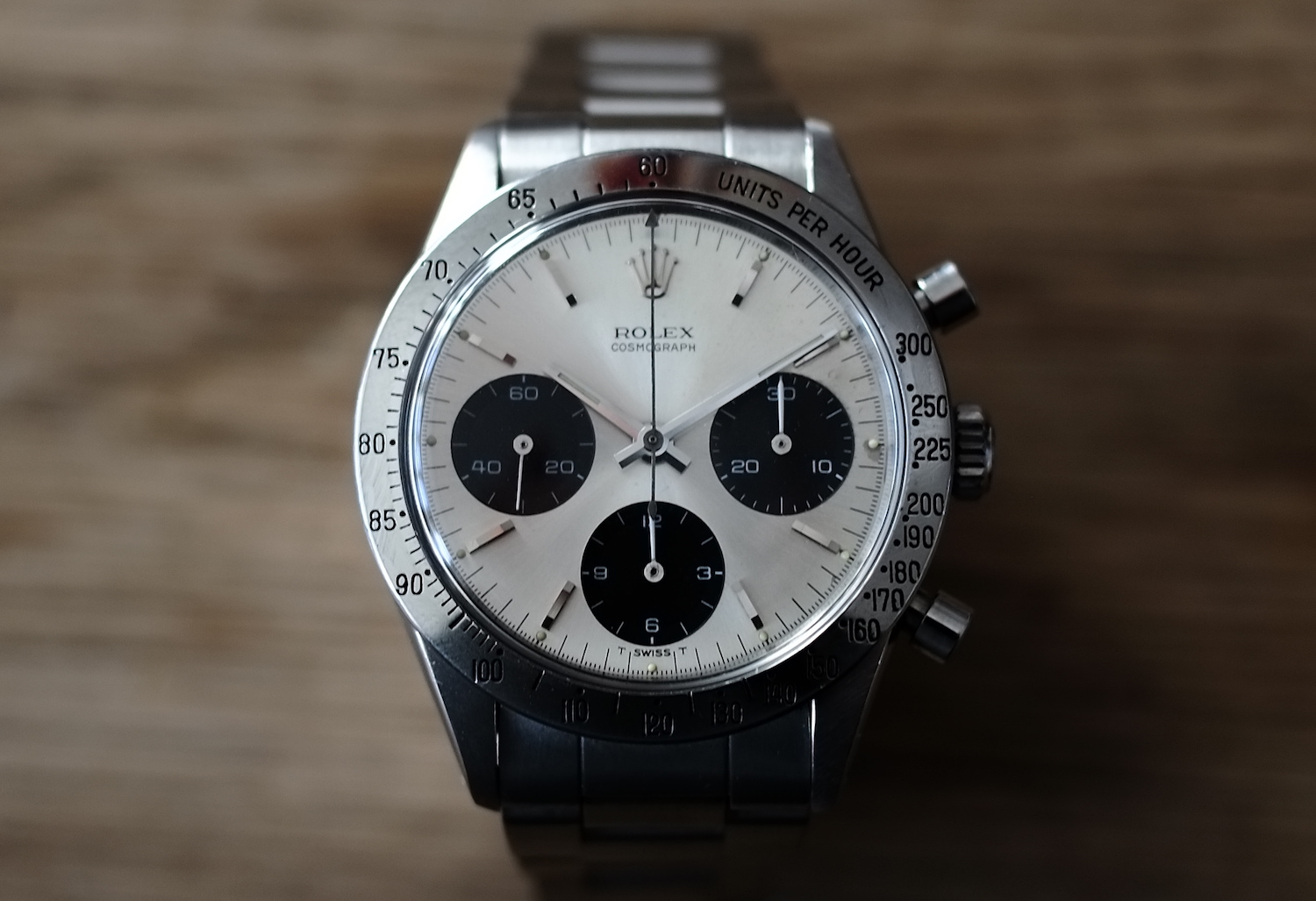 Rolex Daytona 6239 vintage early edition - Collectors Series - Kristian Haagen - 1