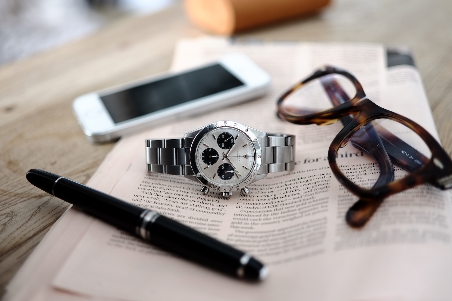 Rolex Daytona 6239 vintage early edition - Collectors Series - Kristian Haagen - 5