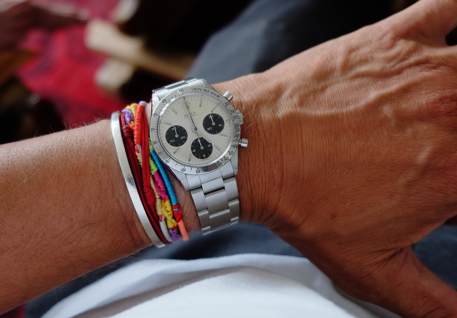 Rolex Daytona 6239 vintage early edition - Collectors Series - Kristian Haagen - 6