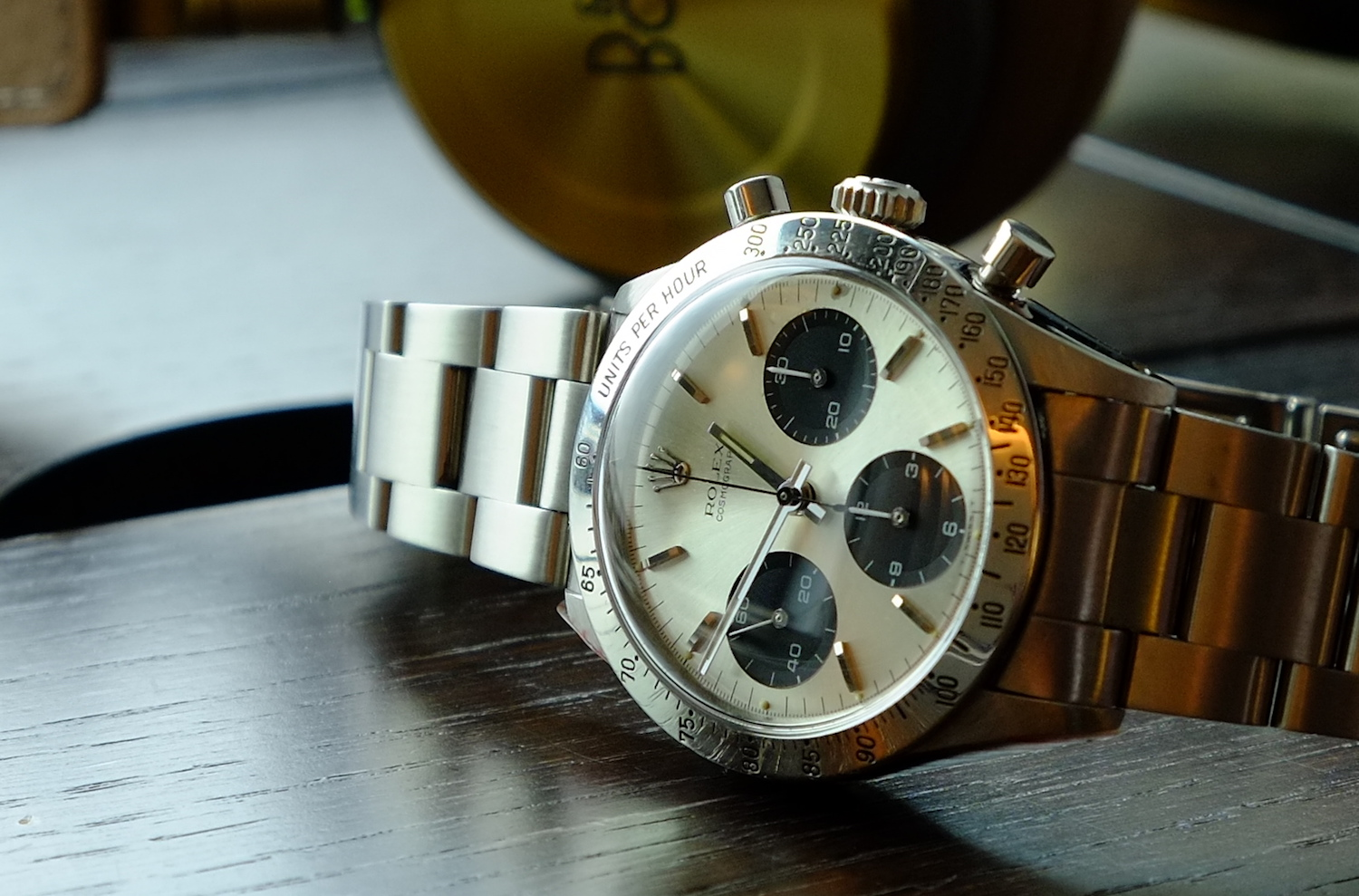 Rolex Daytona 6239 vintage early edition - Collectors Series - Kristian Haagen - 7