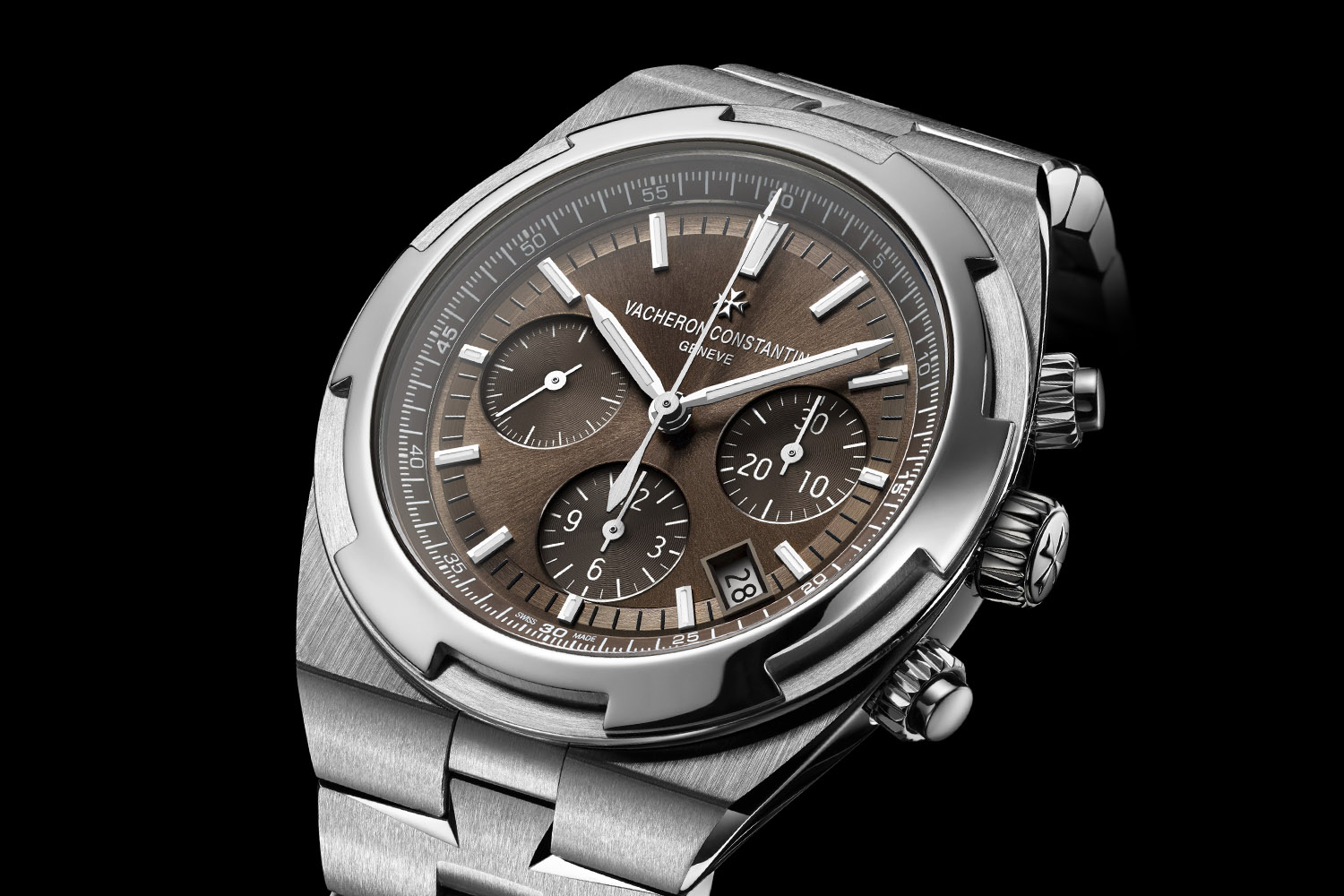 Introducing – Vacheron Constantin Overseas 4500V & Chronograph 5500V now with brown dials (inc. price)