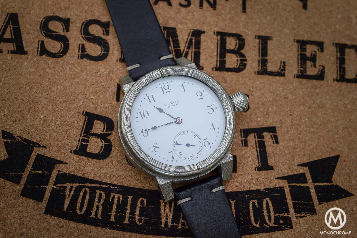 Vortic Watch Co - antique movements and 3D printed cases - 4