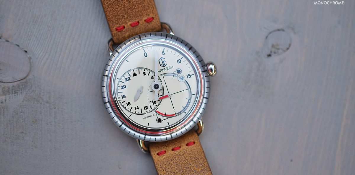 CJR Watches Airspeed