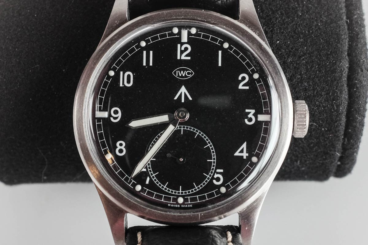 5 Cool Finds: An old IWC Mark X, a GP Rattrapante, a Jaeger-LeCoultre Master Perpetual and two AP's that you wouldn't expect