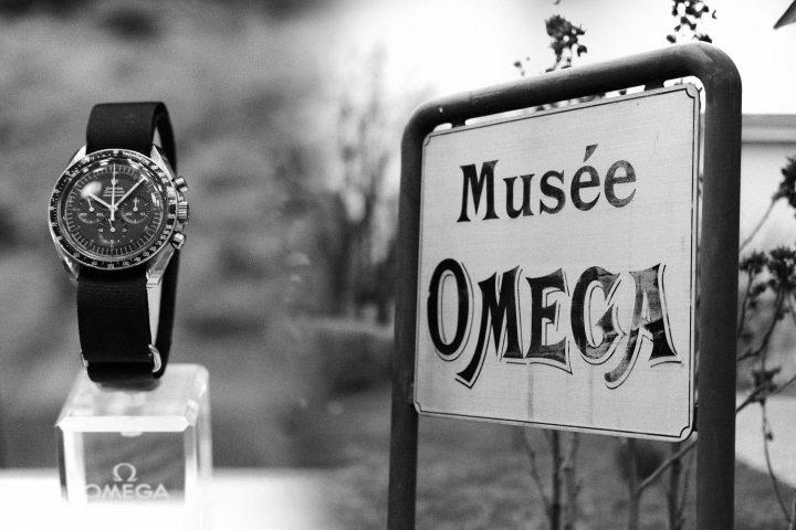 Omega Museum Visit
