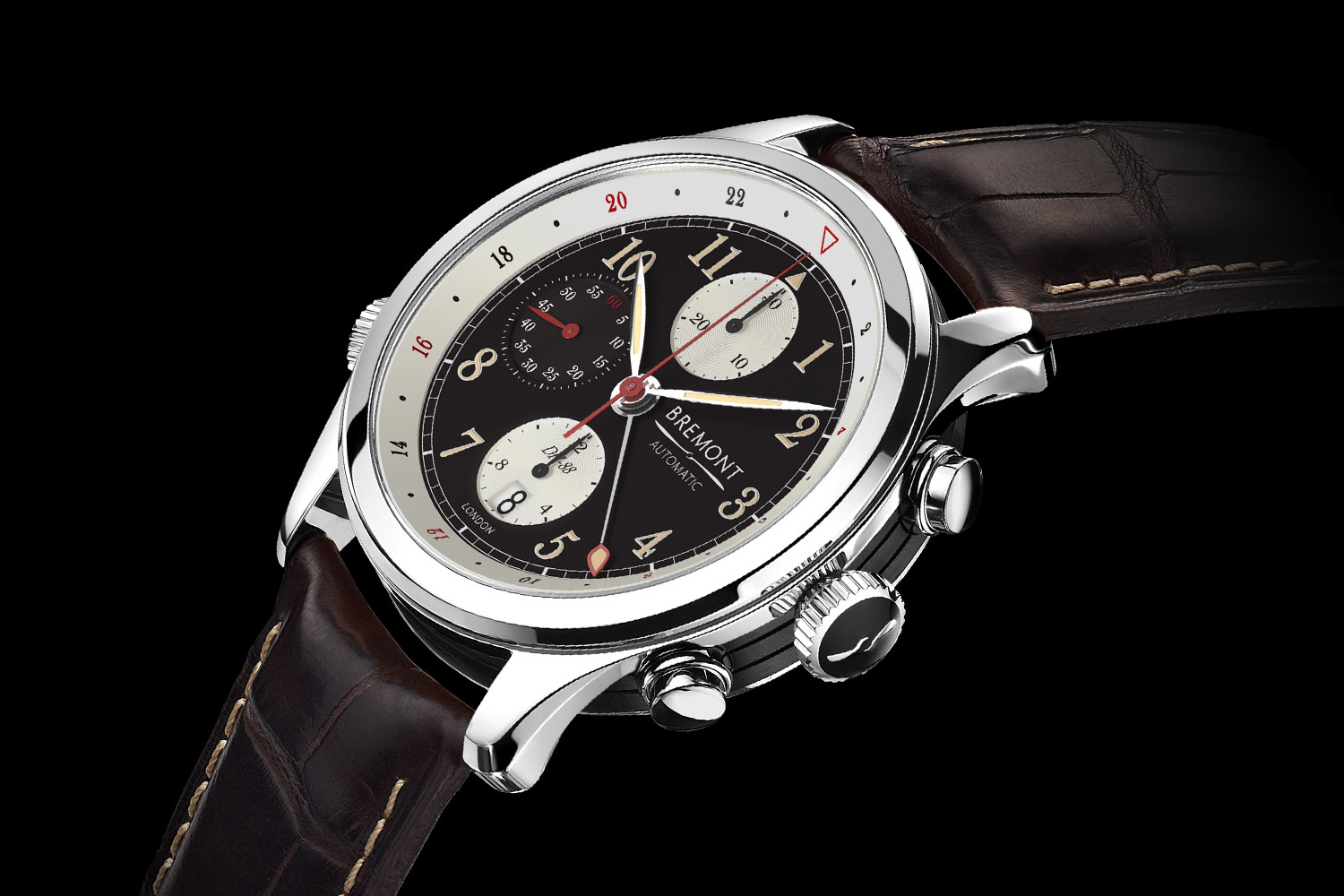 Introducing – Bremont DH-88 Comet Limited Edition Watch (specs & price)